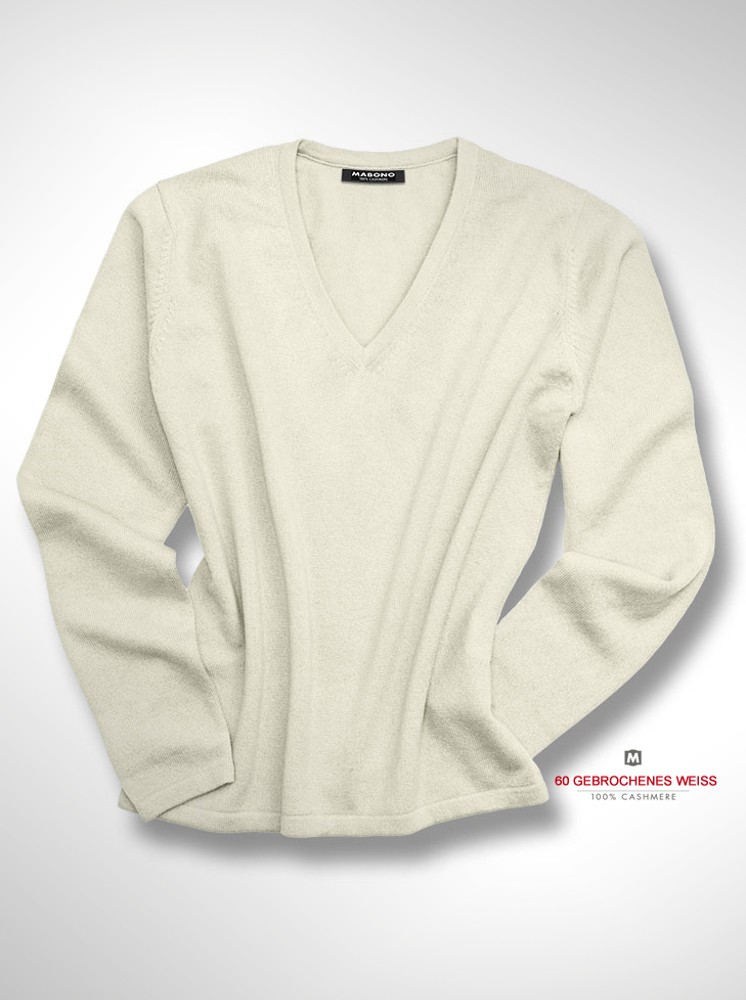 moderner cashmere v pullover f r damen nina mabono kaschmir onlineshop. Black Bedroom Furniture Sets. Home Design Ideas